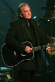 Legendary country music singer Johnny Cash died early September 12, 2003 in a Nashville, Tennessee hospital.