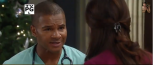 Felix tells sabrina not to give up on 'General Hospital'
