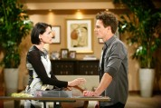 Wyatt and Quinn discuss their options if their contract with Forrester is terminated on 'The Bold and the Beautiful'