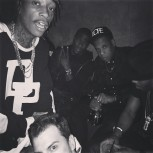 Wiz Khalifa and Jay Z