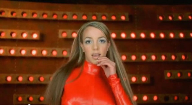 Britney Spears in 'Oops...I Did it Again'