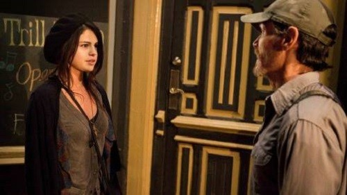 Selena Gomez  and Billy Crudup in 'Rudderless'