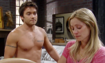 Dante and Lulu on 'General Hospital'