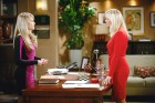 Hope and Brooke talling about Hope's rekindled engagement to Liam on 'The Bold and the Beautiful'