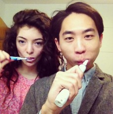 Lorde and James