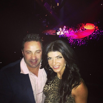 'Real Housewives of New Jersey' Teresa and Joe Giudice Photos