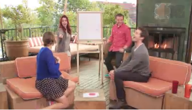 'Awkard' Season 3 Cast Plays Pictionary