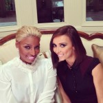 Nene Leakes & Giuliana Rancic