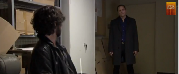 Sonny and Carlos on 'General Hospital'