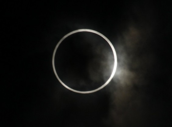 Solar Eclipse May 20 2012