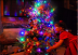 Mariah Carey and Nick Cannon's daughter Monroe's personal Christmas tree in 2012