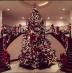 Kris Jenner's Christmas tree, Christmas 2013
