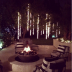 Kris Jenner's Festive Backyard Decorations for Christmas 2013