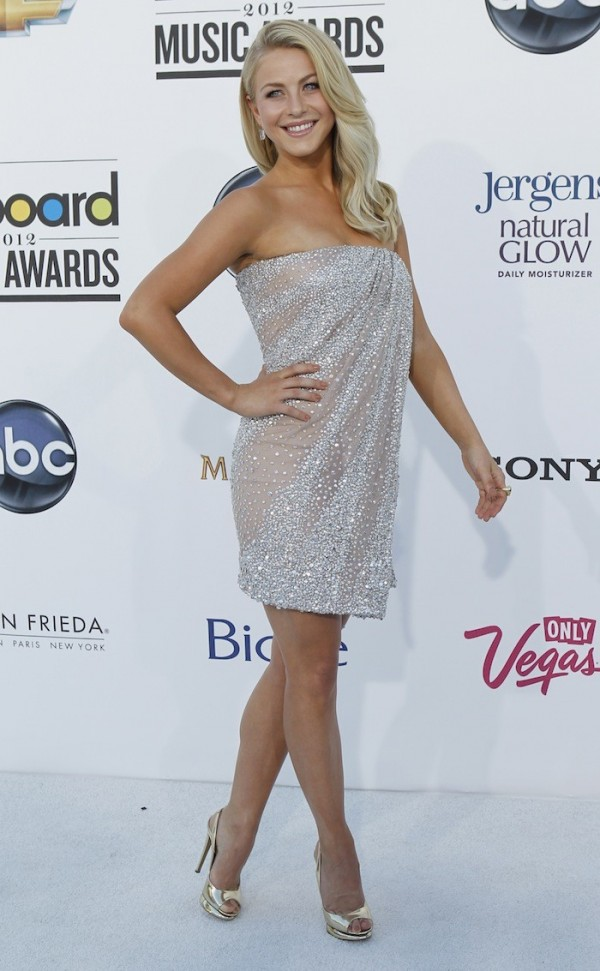 Julianna Hough at the 2012 Billboard Music Award