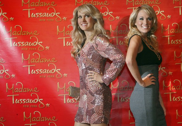 carrie-underwood-wax-figure