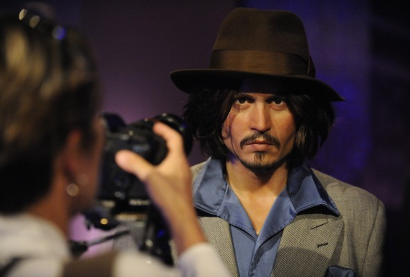 johnny-depp-wax-figure
