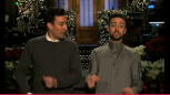 Justin Timberlake and Jimmy Fallon Promoting their Joint SNL Appearance