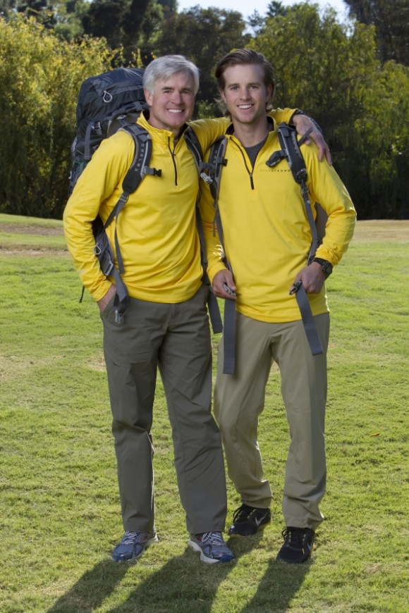 Dave and Connor O'Leary; Season 22 Contestants of 'The Amazing Race,' The Father/Son Team is rumored to have finished in the Top 3 During Season 24