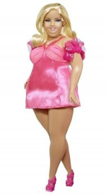 Plus SIze Barbie