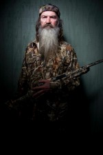 Duck Dynasty star Phil Robertson