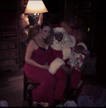 Mariah Carey and Nick Cannon Christmas 2013