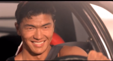"Johnny Tran in ""The Fast & Furious"""