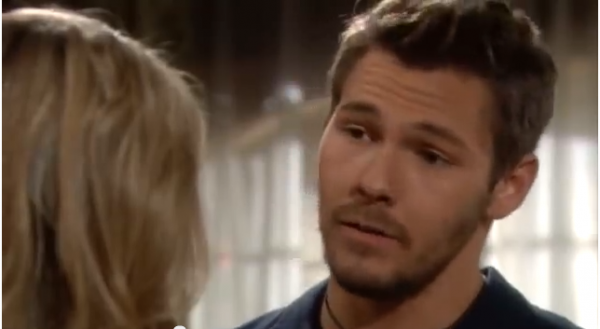 Liam tries to convince Hope to go back to LA with him on 'The Bold and the Beautiful'