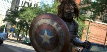 Bucky Barnes, aka The Winter Soldier in 'Captain America: The Winter Soldier'