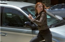 Black Widow in 'Captain America: The Winter Soldier'