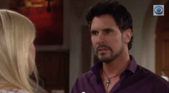 Bill continues trying to win Brooke back on 'The Bold and the Beautiful'