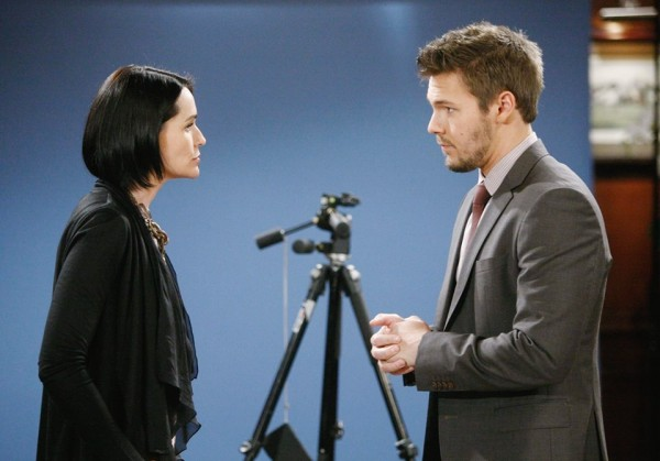 Quinn warns Liam to Leave Hope and Wyatt alone on 'The Bold and the Beautiful'