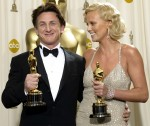 Sean Penn and Chalize Theron