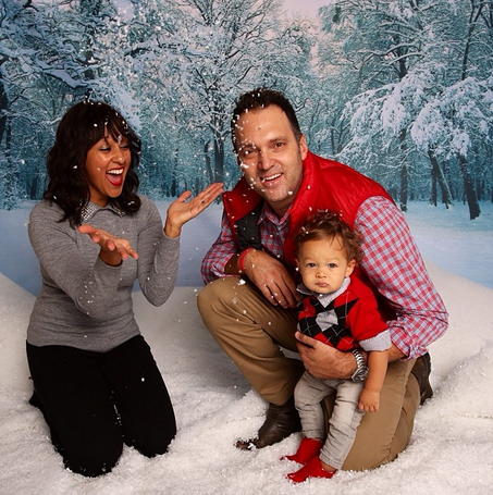 Tamera Mowry Family Photos