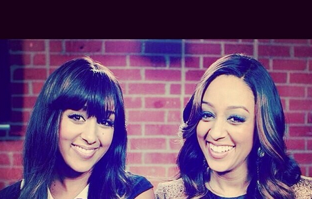 Tia and Tamera Mowry on OWN's