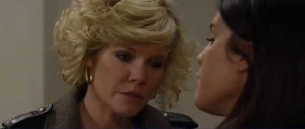 General Hospital' Spoilers: Heather Kills Carly as Sabrina Tells