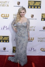 Abigail Breslin at the Critics Choice Awards 2014