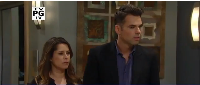 Learn The Truth About Sabrinas Baby On General Hospital Png