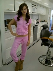 "Emma Watson dressed as Nicki in ""The Bling Ring"""