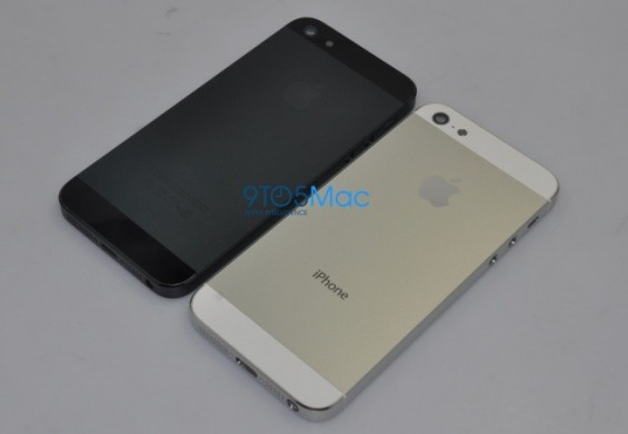 Leaked iPhone 5 image