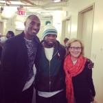 Kobe Bryant, 50 Cent & Meryl Streep