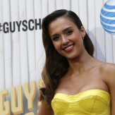 Jessica Alba Gets A Haircut