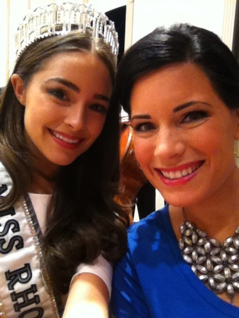 Miss USA 2012 Winner Olivia Culpo Photos