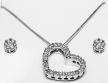 Diamond jewelry is always a safe bet on Valentine's Day