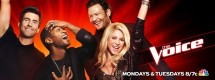'The Voice' Results Season 6 VIDEO: 2014 Blind Audition Performances Night 5
