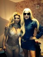 Britney Spears & Lady Gaga