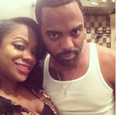 Kandi Burruss and Todd Rucker Photos