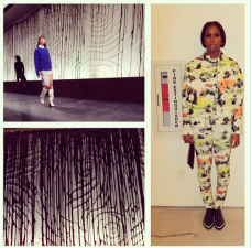 NYFW: Kelly Rowland & More