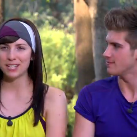 Meghan and Joey talk about returning for 'The Amazing Race: All-Stars'