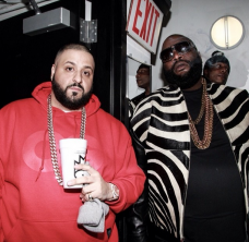Dj Khaled and Rick Ross
