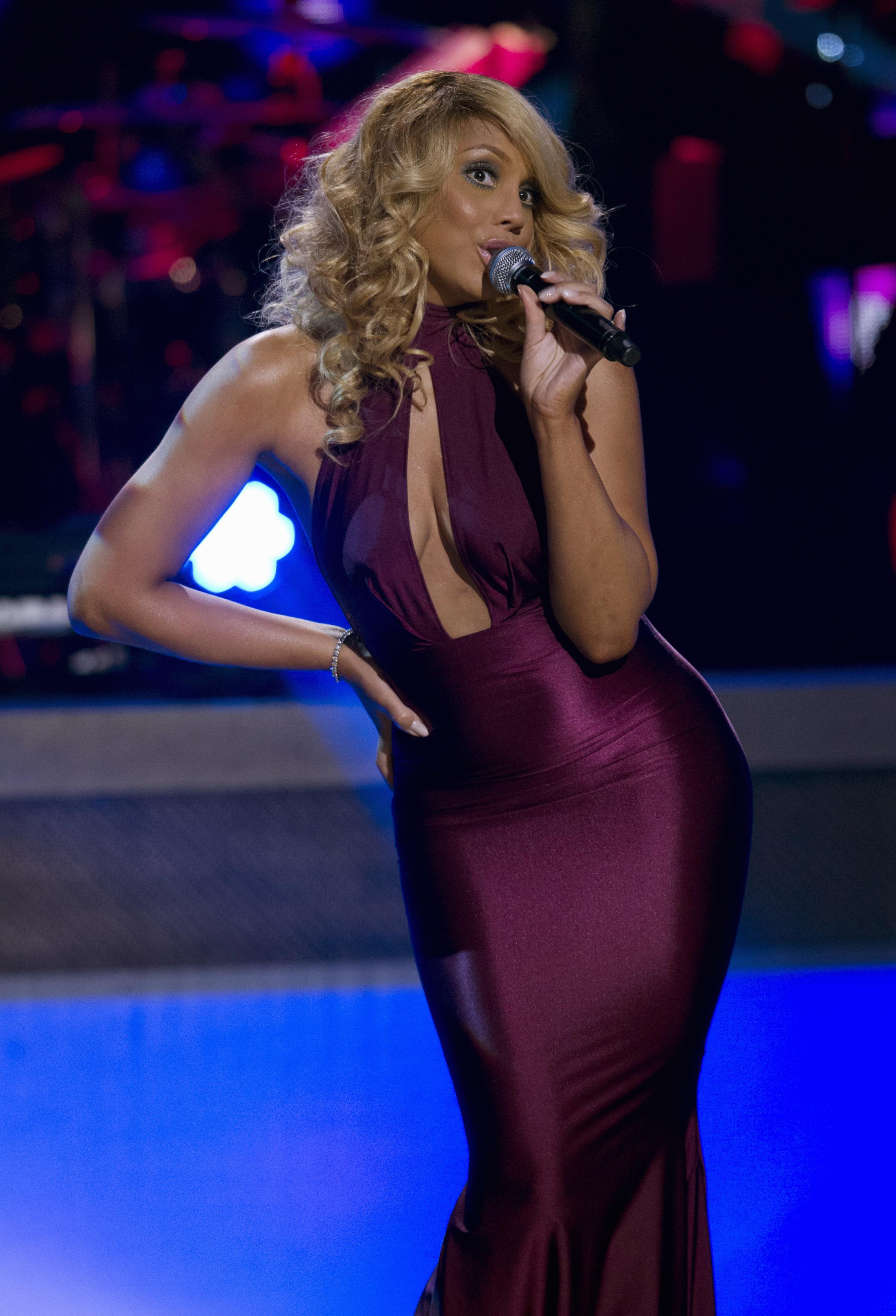 Tamar Braxton Tamar Braxton Baby Logan Doesnt Like Her Singing Love War